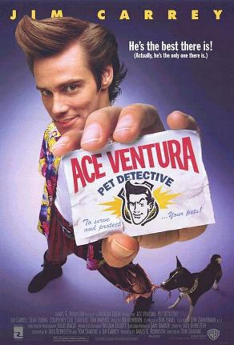Ace Ventura Pet Detective