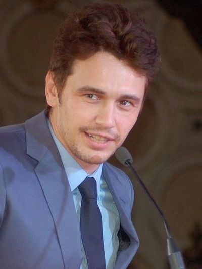 Creative commons (Attribution: Angela George) Subject James Franco