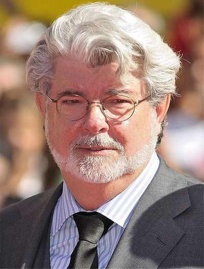 George Lucas, Wikimedia Commons (credit:nicolas genin from Paris, France)