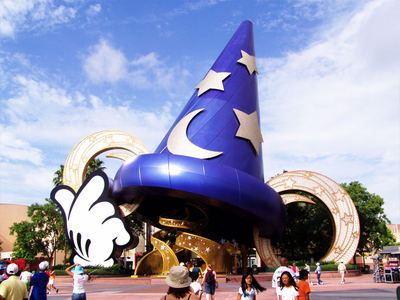 Mickey Mouse Sorcerer's Hat