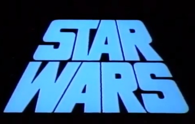Star Wars from the original movie teaser